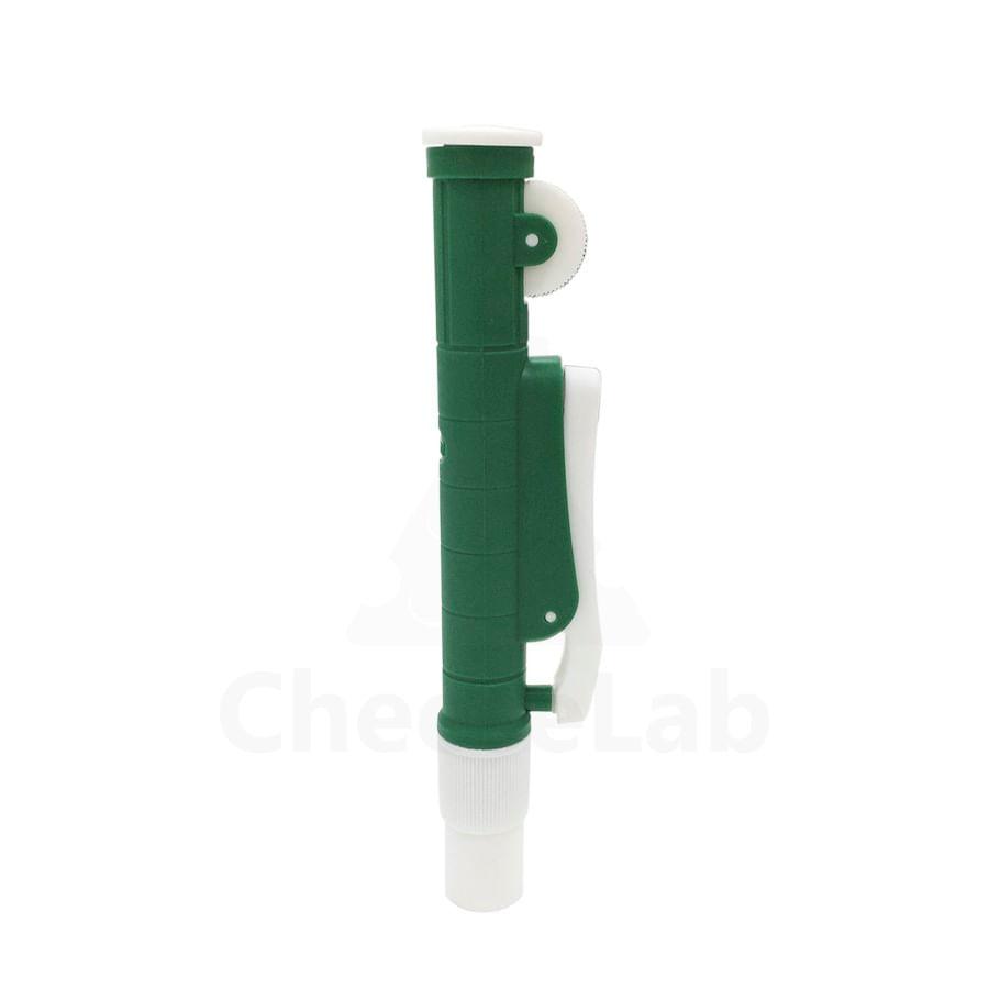 Pipetador Manual Pi-Pump 10mL Verde
