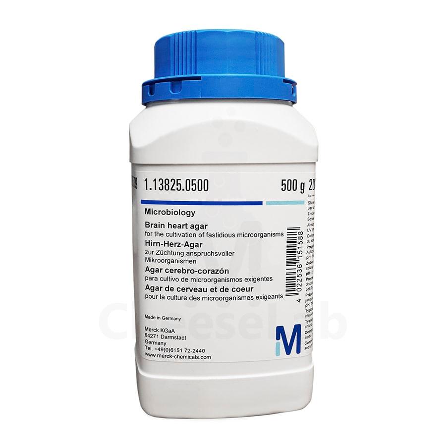 Agar Infusão Cérebro e Coração (BHI) Merck - 500g