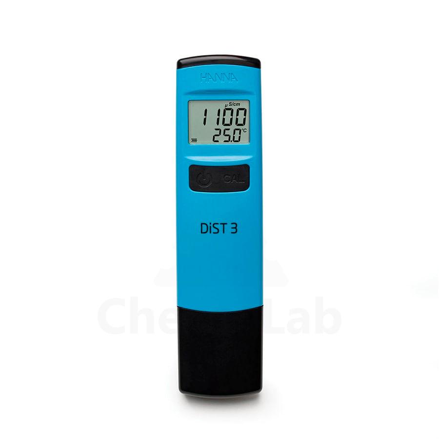 Medidor de Condutividade de Bolso DiST®3 HI98303