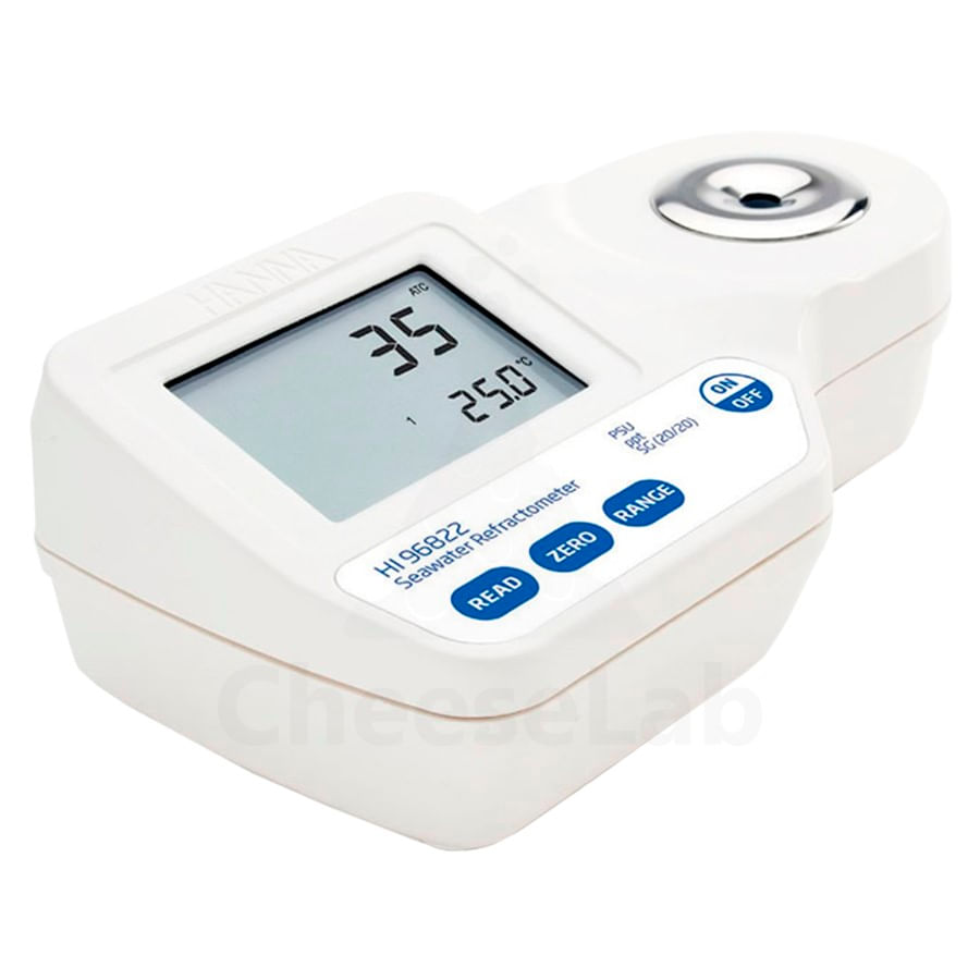Refratômetro para Análises em Água Salgada HI96822