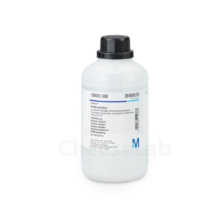 Solução Tampão pH 7,00 Certipur® Merck - 1L